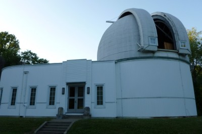 The Goethe Link Observatory in Indiana