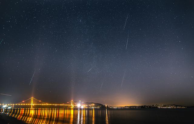 Meteor Shower San Francisco