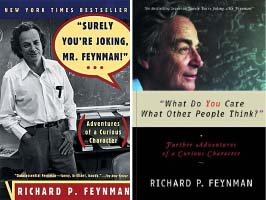 the value of science richard feynman thesis In genius: the life and science of richard feynman mr gleick, a former science reporter for the new york times and the author of chaos, demonstrates a great ability to portray scientific people and places and to dramatize the emergence of new ideas.