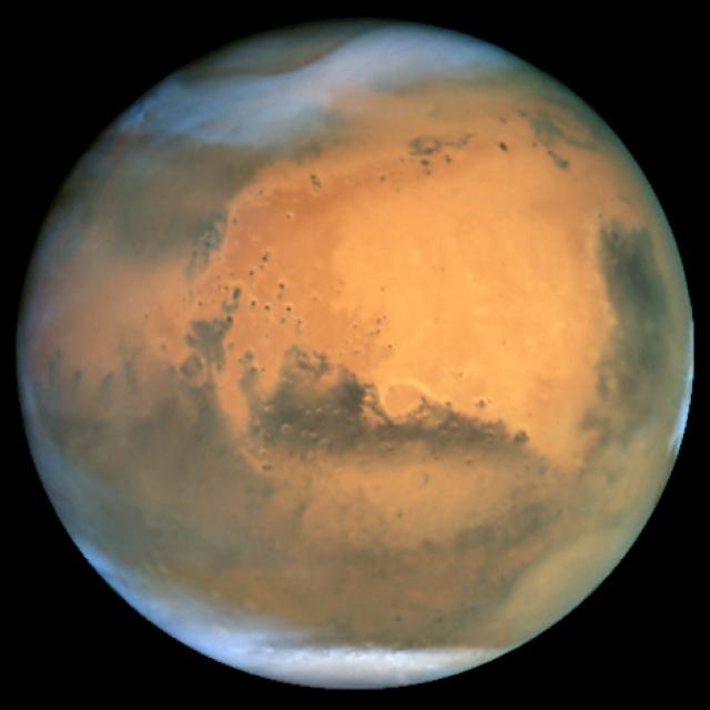 NASA APOD Mars