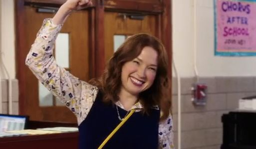 Kimmy Schmidt Inpsirational Quotes for Grad Students