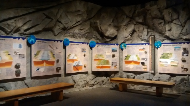 North Carolina Geology at the North Carolina Museum of Natural Sciences